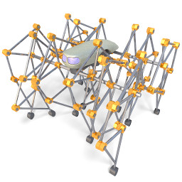 Image of 3D model 'Walking Mechanism'
